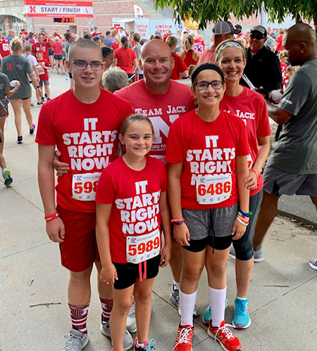 team jack hoffman family 2019