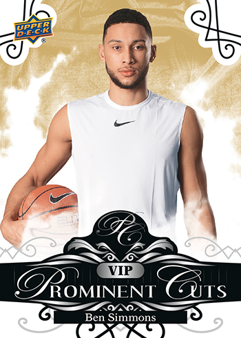 national vip set upper deck chicago ben simmons