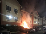 Hotel Fire at Gen Con Leads a Fan Back to Upper Deck
