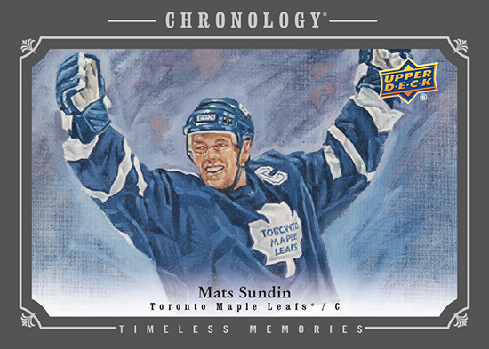 upper deck montreal l'anti expo hockey card show mats sundin