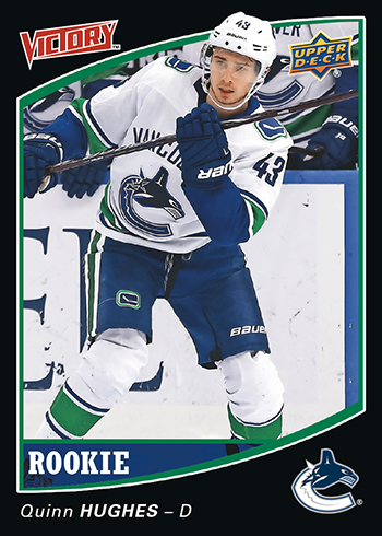 upper deck montreal l'anti expo hockey card show quinn hughes