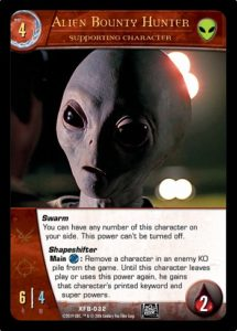 2019-upper-deck-fox-vs-system-2pcg-xfiles-battles-supporting-character-alien-bounty-hunter