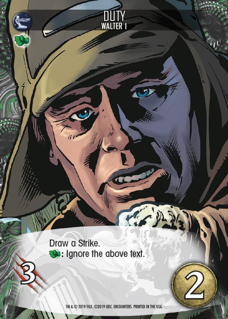 Legendary Encounters Alien Covenant Walter 1 Duty