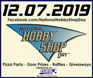 upper deck gts national hobby shop day logo