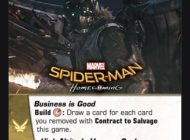 Vs. System 2PCG: Friendly Neighborhood Card Preview – Business is Good