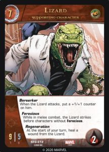 6-2020-upper-deck-marvel-vs-system-2pcg-spidey-foes-supporting-character-lizard