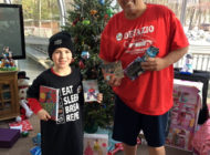Upper Deck Saves Christmas for a Father