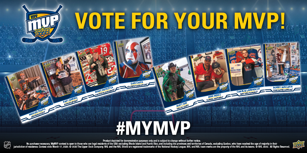 MyMVP - Vote For Your Team MVP