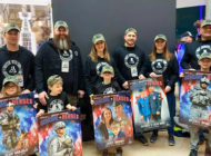 Upper Deck, the United Heroes League and the NHLPA Shine a Light on Some Amazing Military Heroes and Their Families