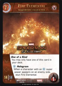 39-2020-upper-deck-marvel-mcu-vs-system-2pcg-friendly-neighborhood-supporting-character-fire-elemental