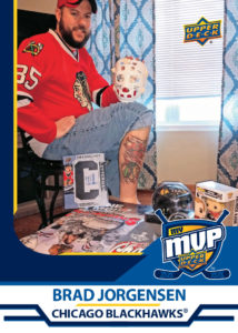 Brad Jorgensen - Chicago Blackhawks - MyMVP