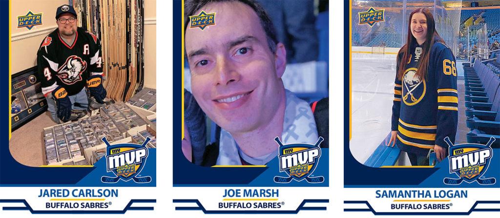 MyMVP Buffalo Sabres Team MVP Nominees