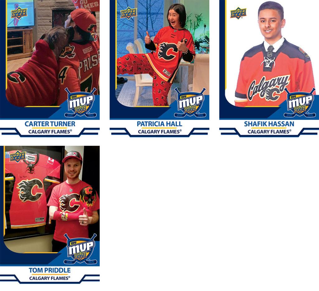 MyMVP Calgary Flames Team MVP Nominees