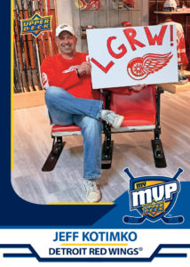 Jeff Kotimko - Detroit Red Wings - MyMVP