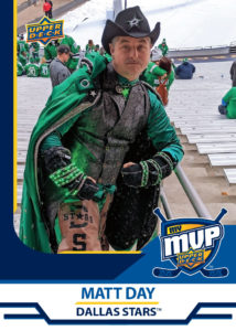 Matt Day - Dallas Stars - MyMVP