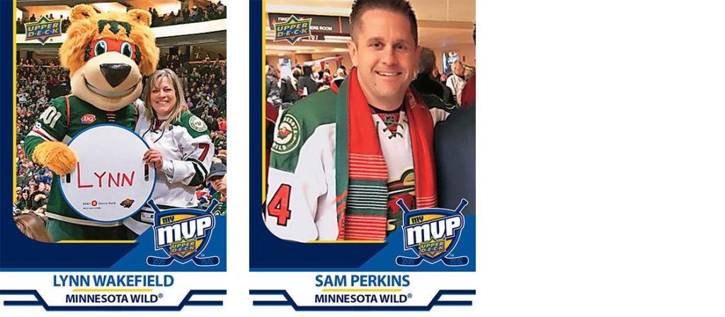 MyMVP Minnesota Wild Team MVP Nominees