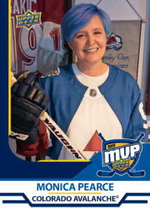 Monica Pearce - Colorado Avalanche - MyMVP