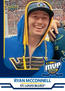 Ryan McConnell - St. Louis Blues - MyMVP