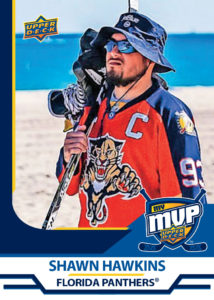 Shawn Hawkins - Florida Panthers - MyMVP