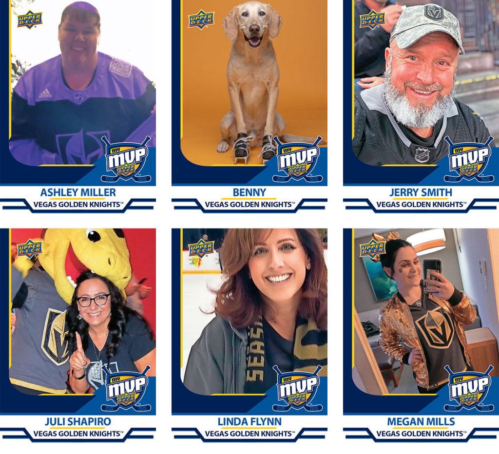 MyMVP Vegas Golden Knights Team MVP Nominees