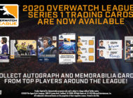 2020 Overwatch League™ Series 1 Trading Cards are Now Available on Upper Deck e-Pack®!