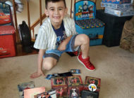 Upper Deck Helped a 5-Year-Old Boy Who Had His Birthday Party Cancelled Because of the Coronavirus